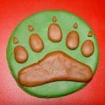12 Fondant Hunting Themed Cupcake T..