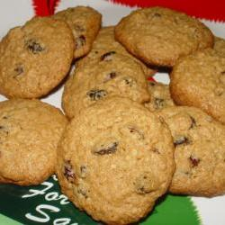 Two Dozen Homemade Oatmeal Cookies